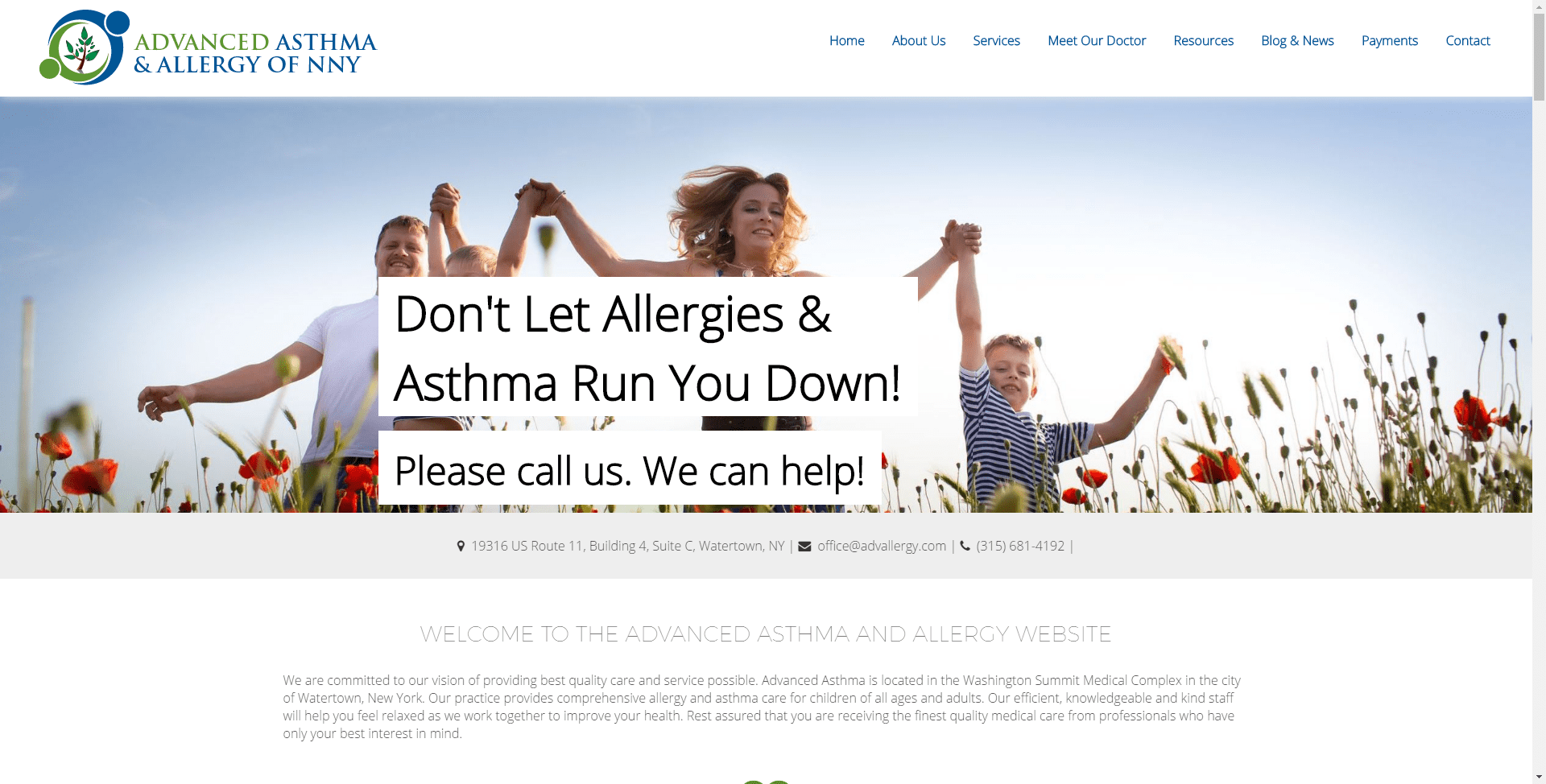 Advanced Asthma & Allergy of NNY