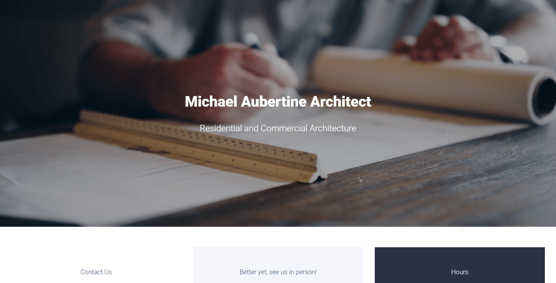 Aubertine Architect