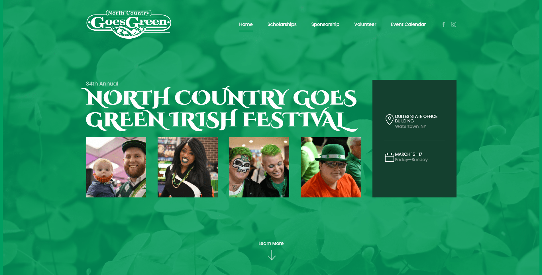 North Country Irish Festival