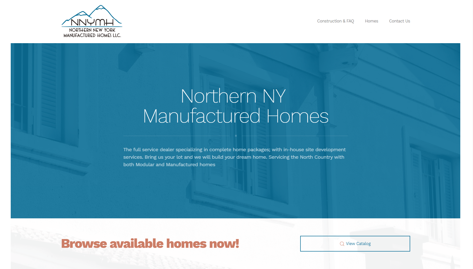 Northern New York Manufactured Homes